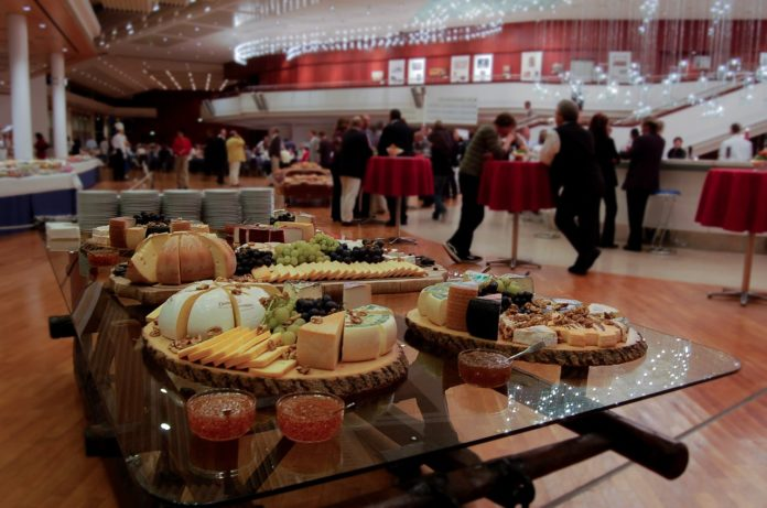 Corporate Caterers 1629524861
